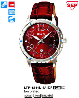 Casio LTP-1311L-4A1DF