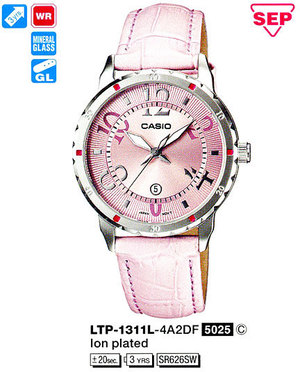 Casio LTP-1311L-4A2DF