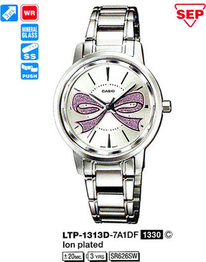 Casio LTP-1313D-7A1DF