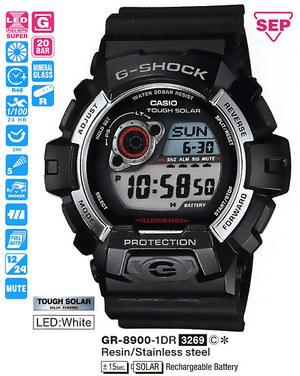 Casio GR-8900-1ER