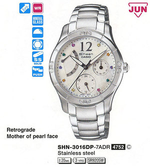 Casio SHN-3016DP-7ADR