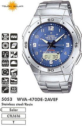 Casio WVA-470DE-2AVEF