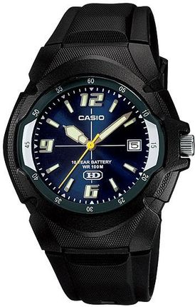 Casio MW-600F-2AVDF