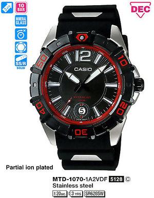 Casio MTD-1070-1A2VDF