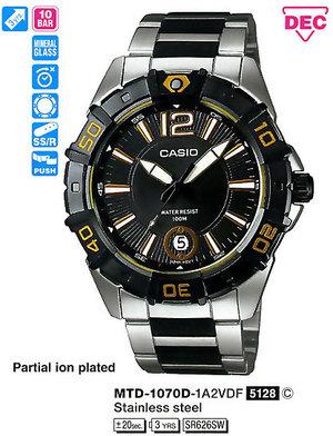 Casio MTD-1070D-1A2VEF