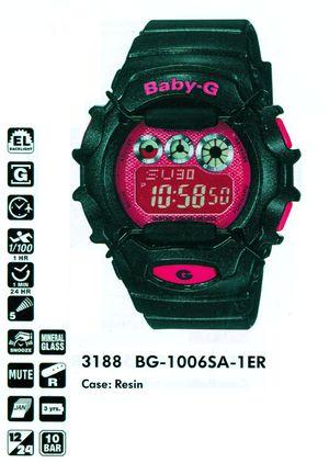 Casio BG-1006SA-1ER