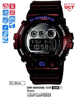 Casio DW-6900SB-4ER