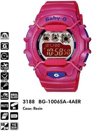 Casio BG-1006SA-4AER