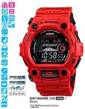 Годинник CASIO GW-7900RD-4ER 202619_20130411_405_516_GW_7900RD_4E.jpg — ДЕКА