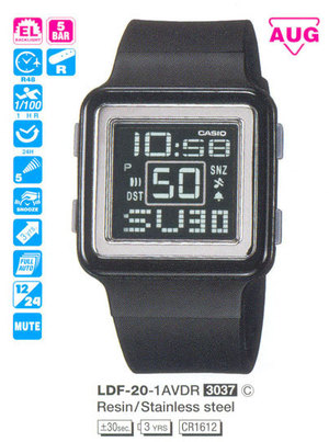 Годинник CASIO LDF-20-1AVDR 2011-04-13_LDF-20-1A.jpg — Дека