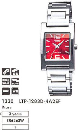 Casio LTP-1283D-4A2EF