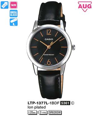 Casio LTP-1377L-1B