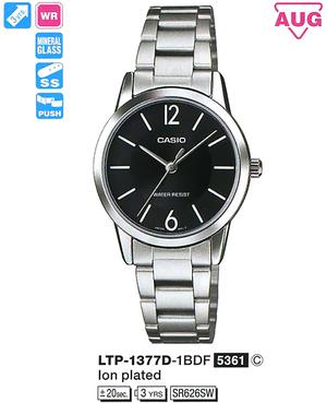 Casio LTP-1377D-1B