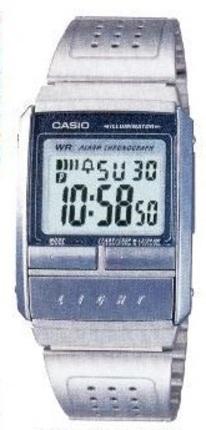 Casio A-200WD-2A