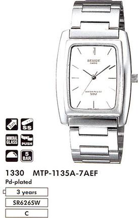 Casio MTP-1135A-7AH