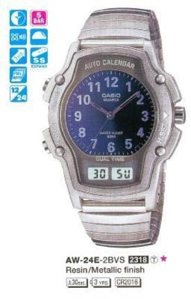 Casio AW-24E-N2