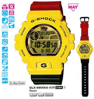 Casio GLX-6900XA-9ER