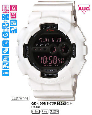Casio GD-100NS-7ER