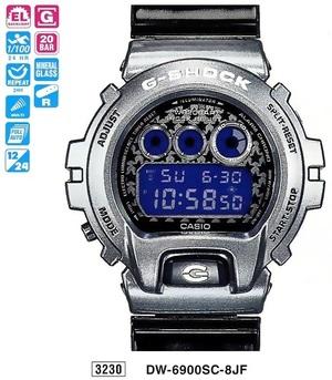 Casio DW-6900SC-8ER