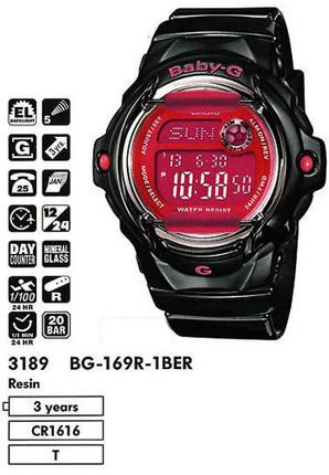 Casio BG-169R-1BER
