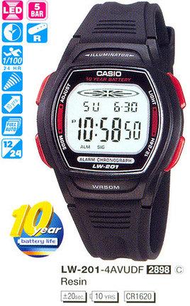 Casio LW-201-4A