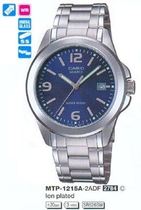 Casio MTP-1215A-2A