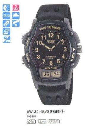 Casio AW-24-1B