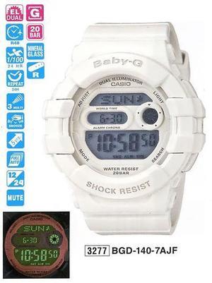 Casio BGD-140-7AER