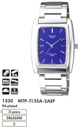 Casio MTP-1135A-2A