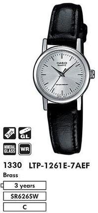 Casio LTP-1261E-7AEF