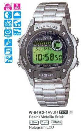 Casio W-94HD-1A