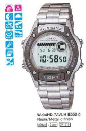 Casio W-94HD-7A