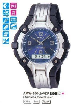 Casio AMW-200-2A
