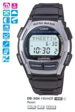 Casio DB-35H-1B