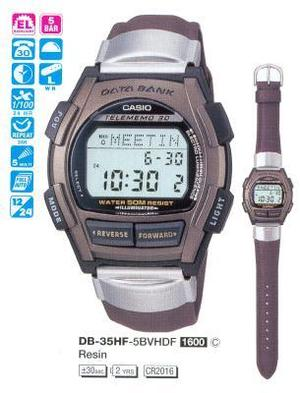 Casio DB-35HF-5B