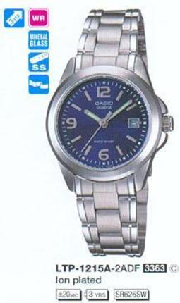 Casio LTP-1215A-2ADF
