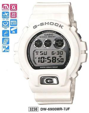 Casio DW-6900MR-7ER