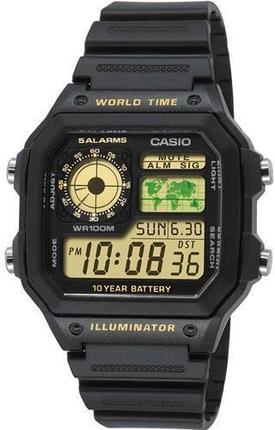Casio AE-1200WH-1BVEF