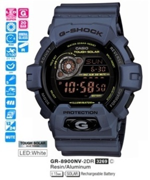 Casio GR-8900NV-2ER