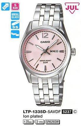 Casio LTP-1335D-5AVDF