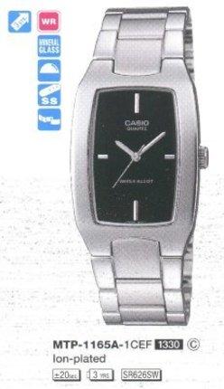 Casio MTP-1165A-1CEF