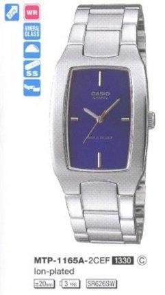 Casio MTP-1165A-2CEF