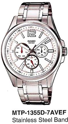 Casio MTP-1355D-7AVEF