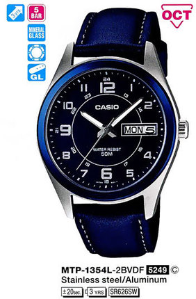 Casio MTP-1354L-2BVDF