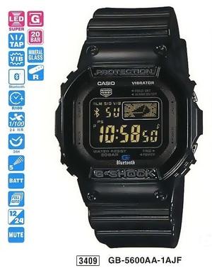 Casio GB-5600AA-1AER