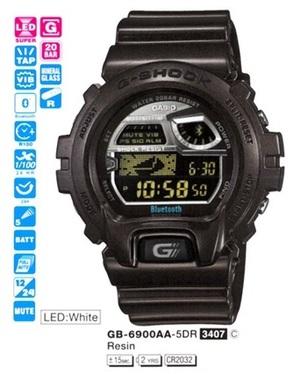 Casio GB-6900AA-5ER