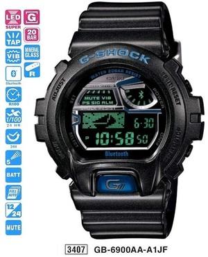Casio GB-6900AA-A1ER