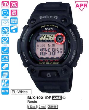 Casio BLX-102-1ER