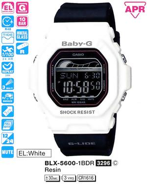Casio BLX-5600-1BER