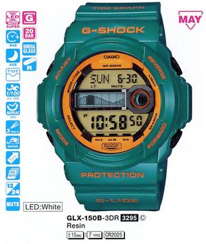 Casio GLX-150B-3ER